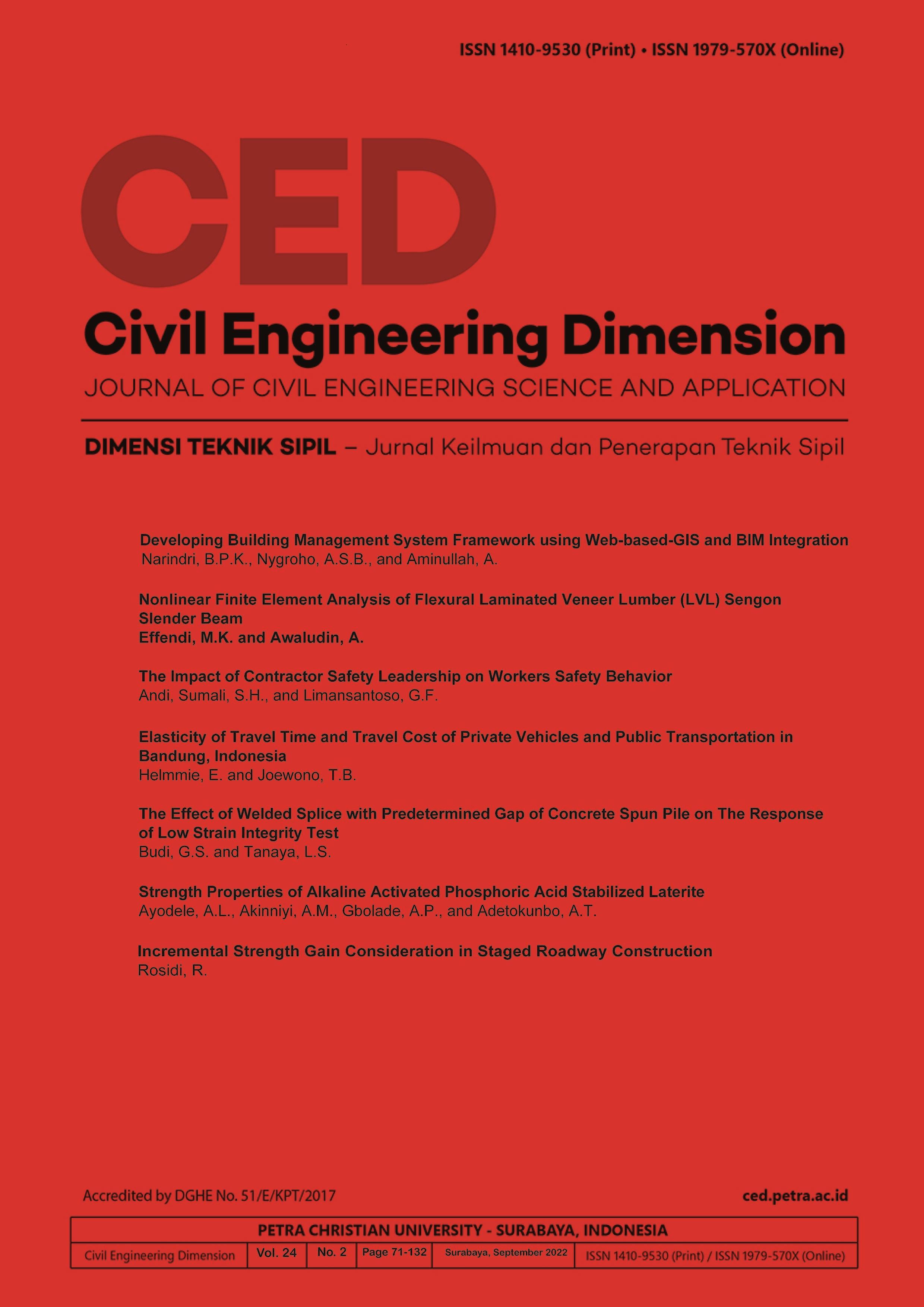 Civil Engineering Dimension